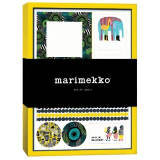 Marimekko Box of Labels | Restoration Yard