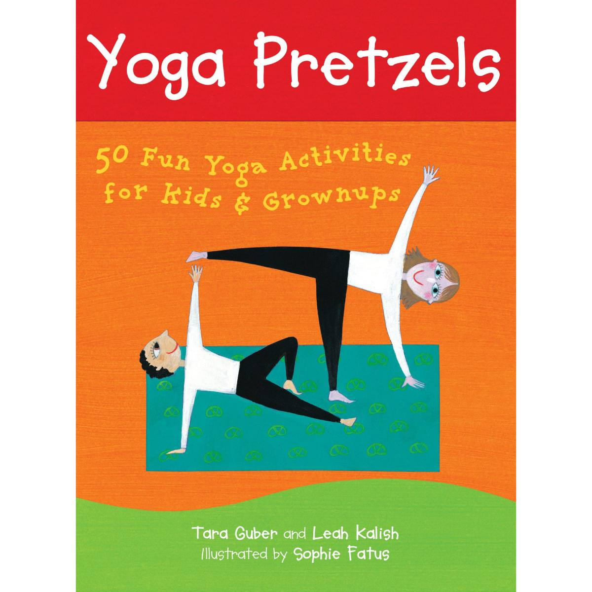 Yoga Pretzels by Barefoot Books | Restoration Yard