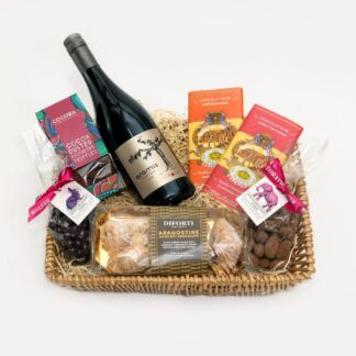 Wine and Chocolate Lovers Large Hamper | Restoration Yard
