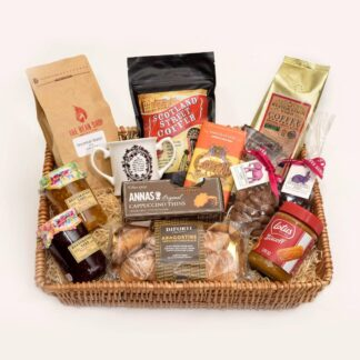 For The Love of Coffee Large Hamper | Restoration Yard