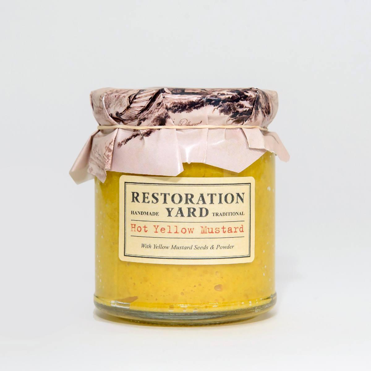 Restoration Yard Hot Yellow Mustard | Restoration Yard