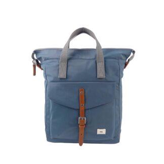 ROKA Bantry C Medium Backpack Airforce Blue - Front | Restoration Yard