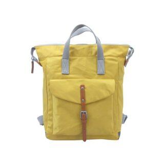 ROKA Bantry C Medium Backpack Corn - Front | Restoration Yard