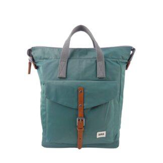ROKA Bantry C Medium Backpack Sage - Front | Restoration Yard