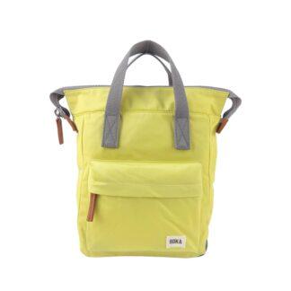 ROKA Bantry Small Backpack Citrus - Front | Restoration Yard