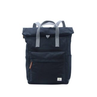 ROKA Canfield B Medium Backpack Black - Front | Restoration Yard