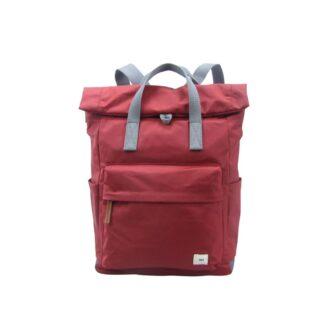 ROKA Canfield B Medium Backpack Brick - Front | Restoration Yard