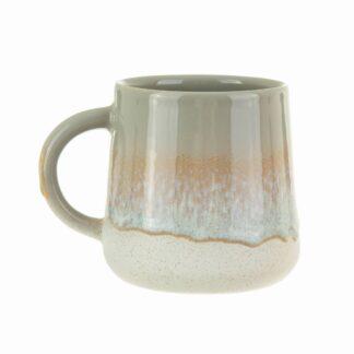 Sass and Belle Mojave Mug Grey Glaze | Restoration Yard
