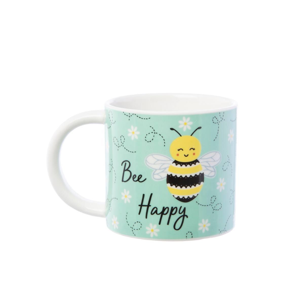 Sass and Belle Queen Bee Happy Mug | Restoration Yard