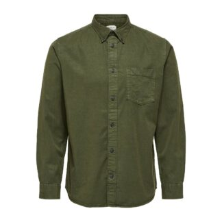 Forest Night Shirt by Selected Homme | Restoration Yard