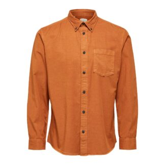 Sugar Almond Shirt by Selected Homme   Restoration Yard