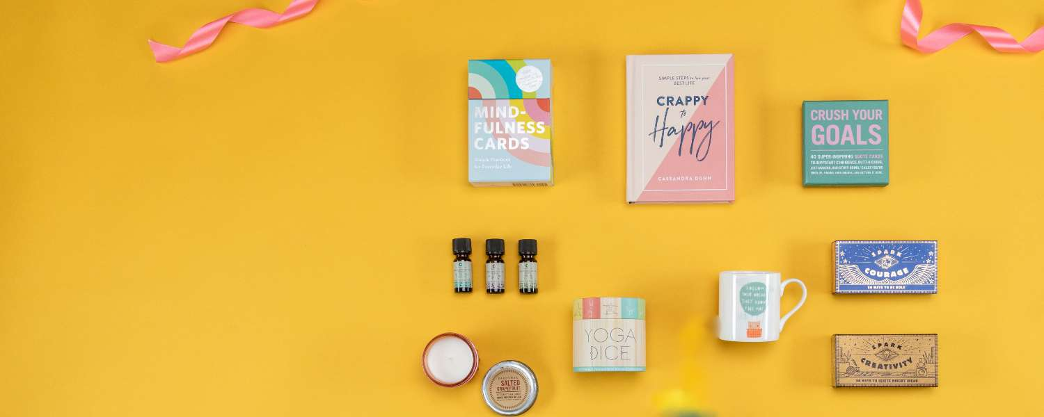 10 of the best wellbeing pick me ups