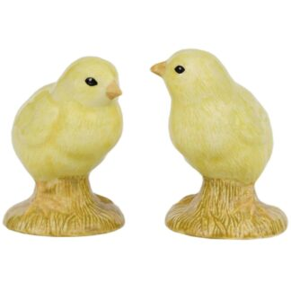 Chick Salt & Pepper Shakers by Quail | Restoration Yard