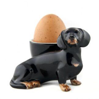 Daschund Egg Cup by Quail