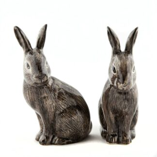 Wild Rabbites Salt & Pepper by Quail | Restoration Yard