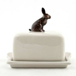 Hare Butter Dish by Quail | Restoration Yard
