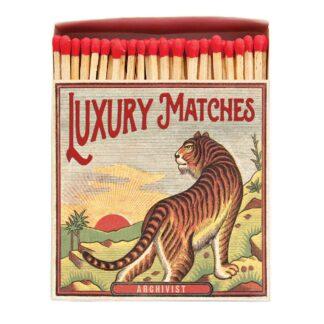 Tiger Matches by Archivist   Restoration Yard