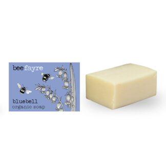 Bluebell Organic Soap by Beefayre   Restoration Yard