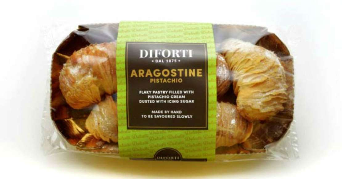 Diforti Pistachio Pastry