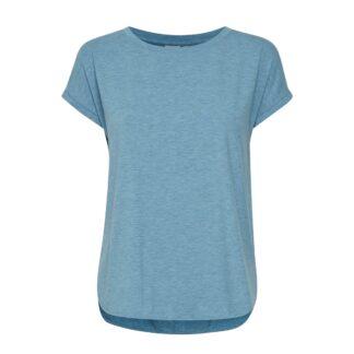 Ihrebel Pale Blue T-Shirt by ICHI | Restoration Yard