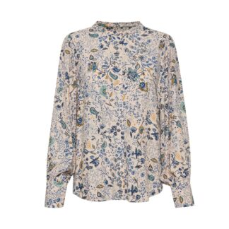 Hannelenne Paisley Flower Blouse by Part Two | Restoration Yard