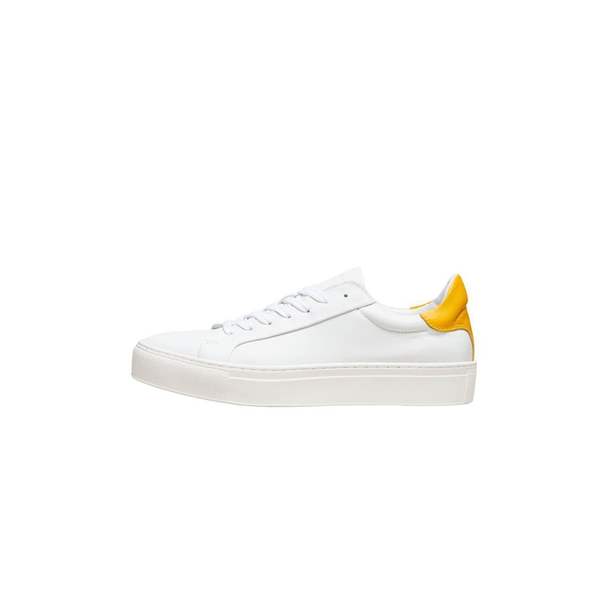 Contrast Trainer Citrus by Selected Femme | Restoration Yard