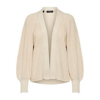 Open Front Sandshell Cardigan by Selected Femme | Restoration Yard