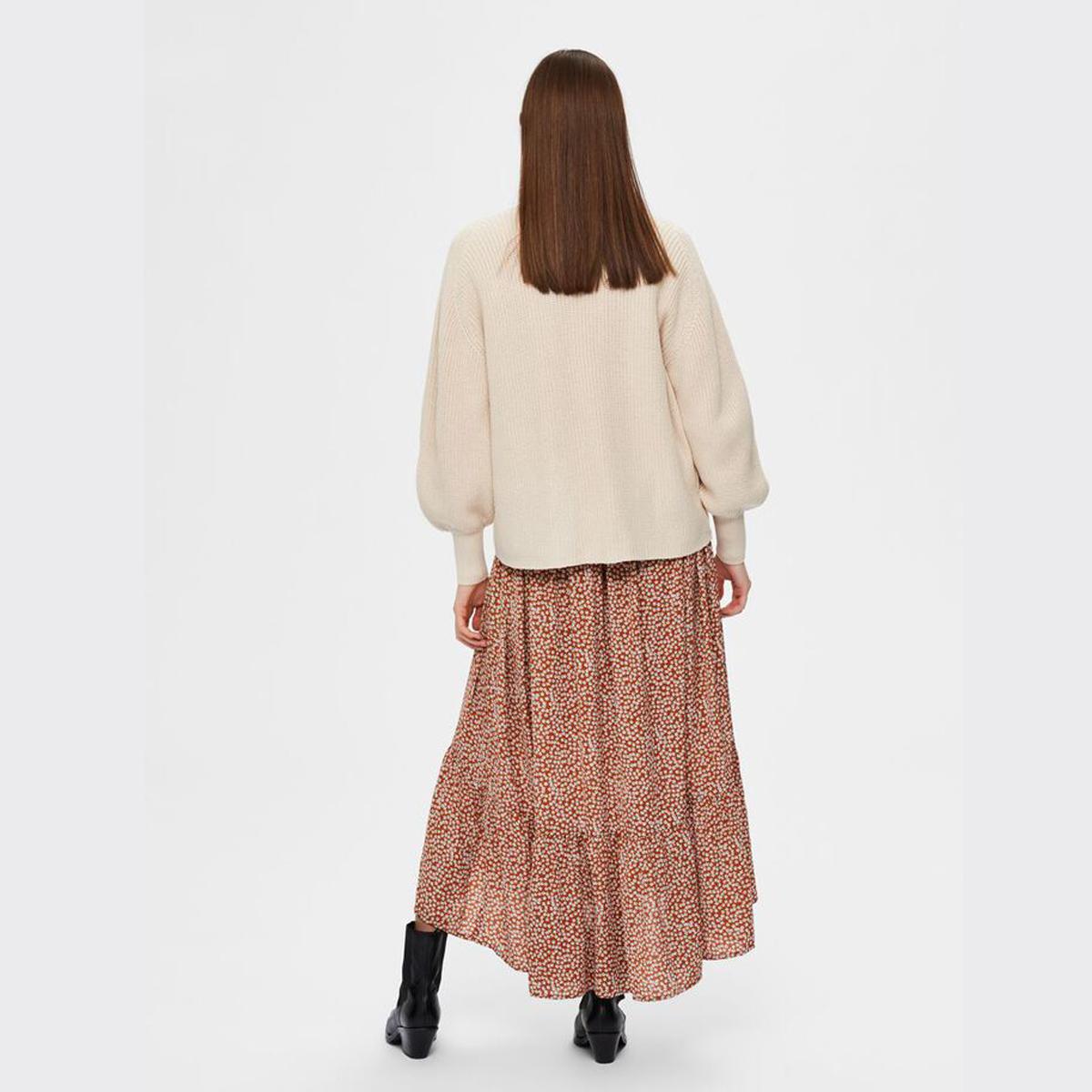 Open Front Sandshell Cardigan by Selected Femme | Restoration Yard
