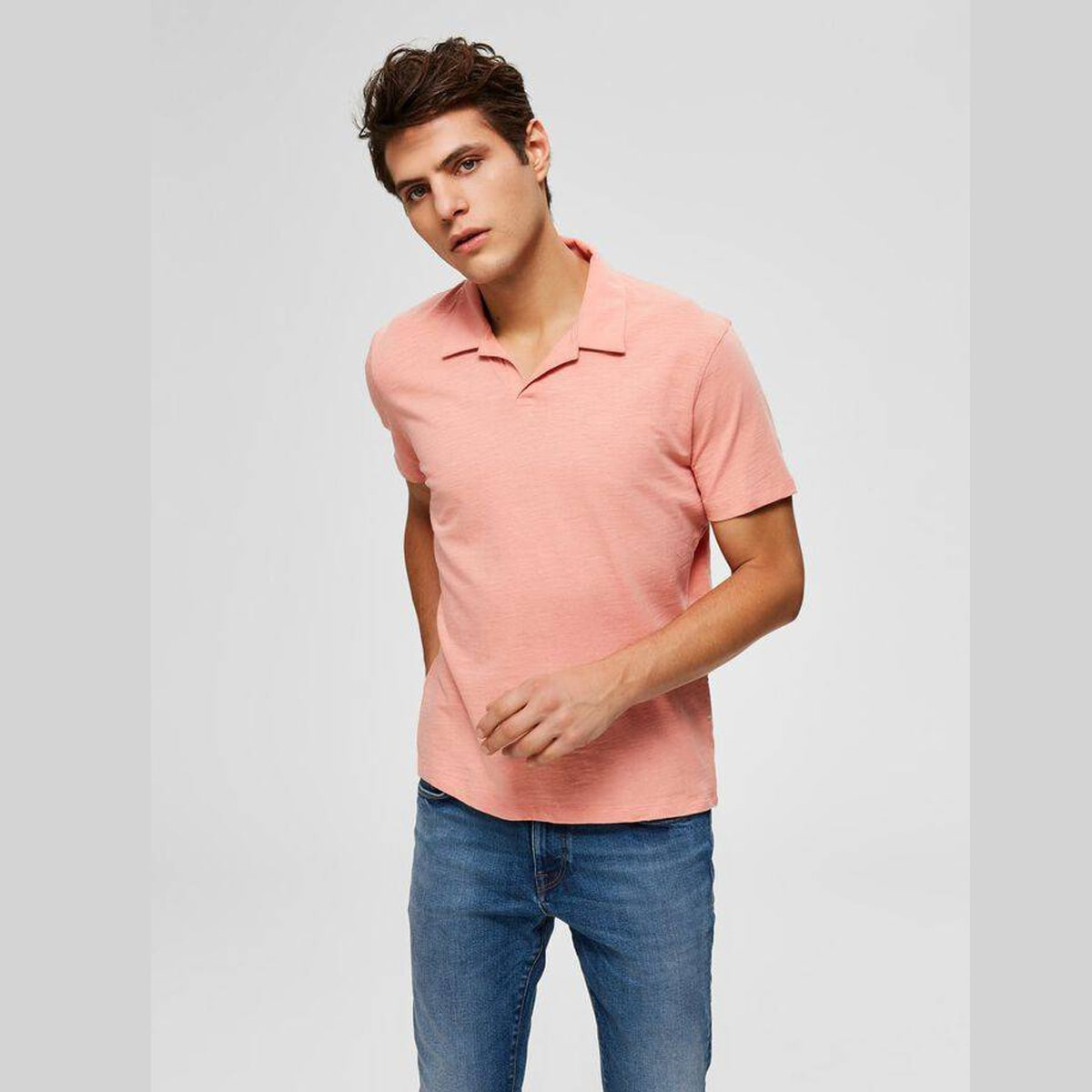 Jared Polo Lobster Bisque by Selected Homme   Restoration Yard