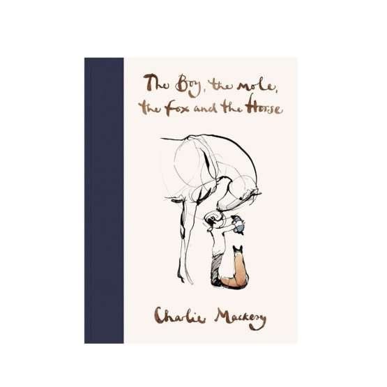 A book for memory making - The Boy, The Mole, The Fox and The Horse.