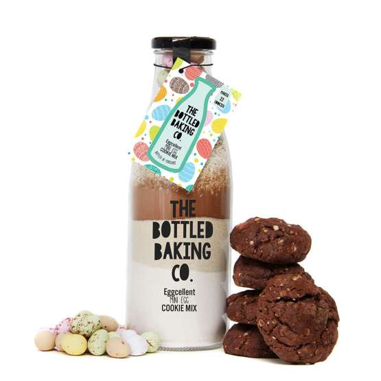 Bottle Baking Company Mini Egg Cookie Mix - great Easter gift