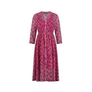 Strawberry Pink Dress by POM Amsterdam | Restoration Yard