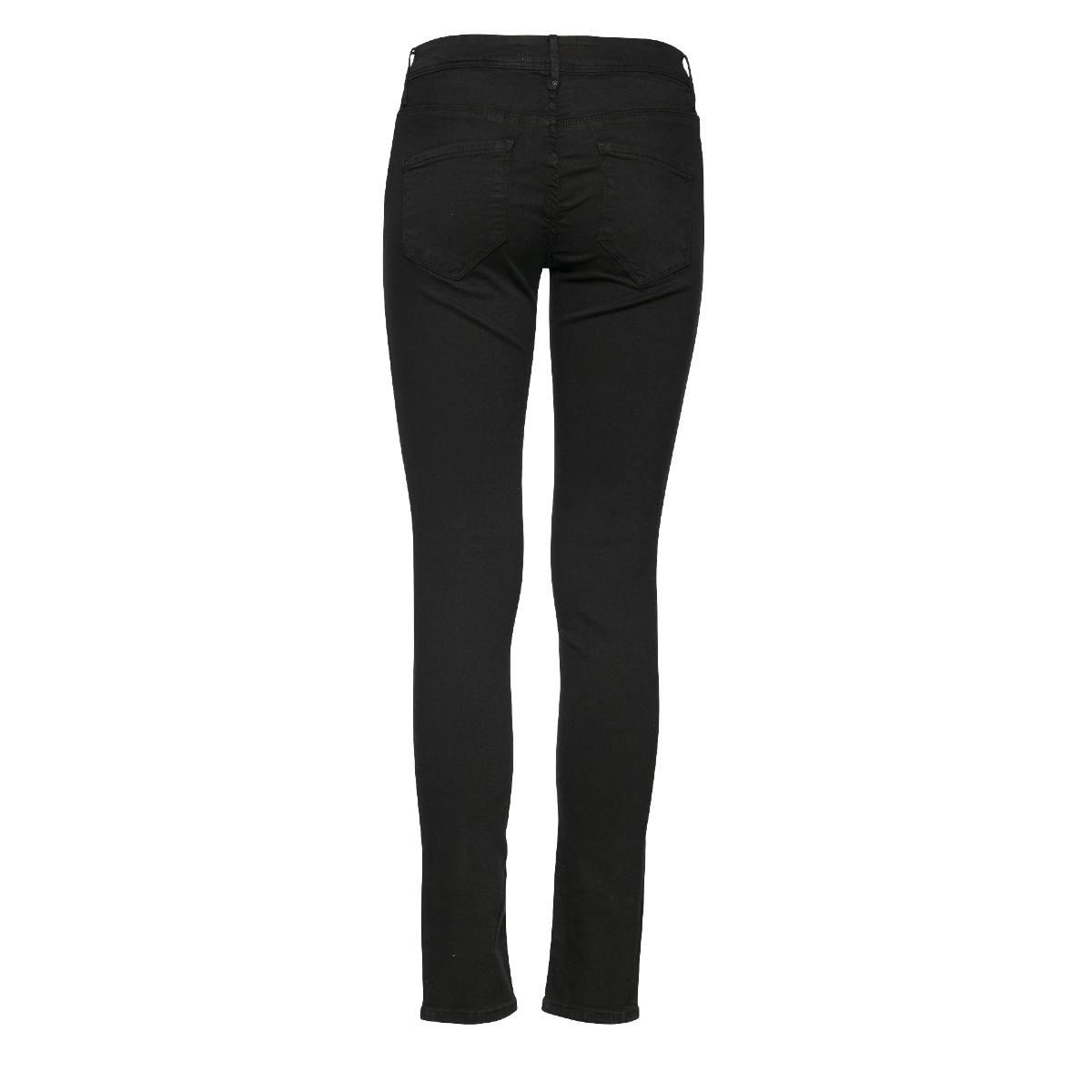 Iherin Izaro Black Jeans by Ichi | Restoration Yard
