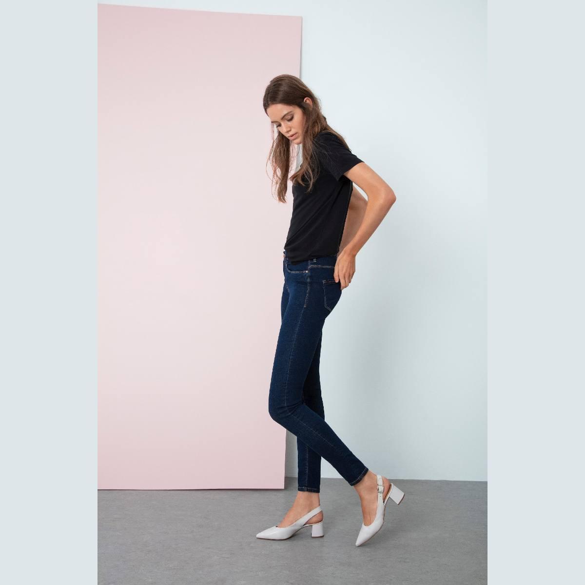 Erin Izaro Dark Jeans by Ichi | Restoration Yard