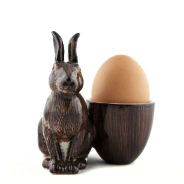 Cute Easter Gift Hare Egg Cup
