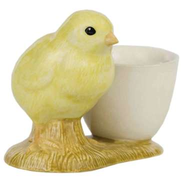 Cute Easter gift - Quail Chick Egg Cup