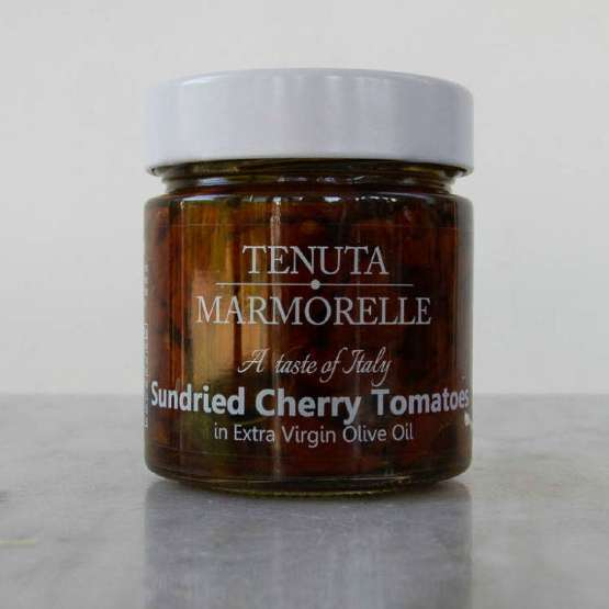 Cook your way to Italy - Sundried Cherry Tomatoes