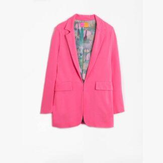 Antonet Pink Jacket by Vilagallo | Restoration Yard