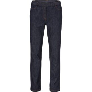Papia Dark Denim Fitted Jeans by Masai Clothing | Restoration Yard