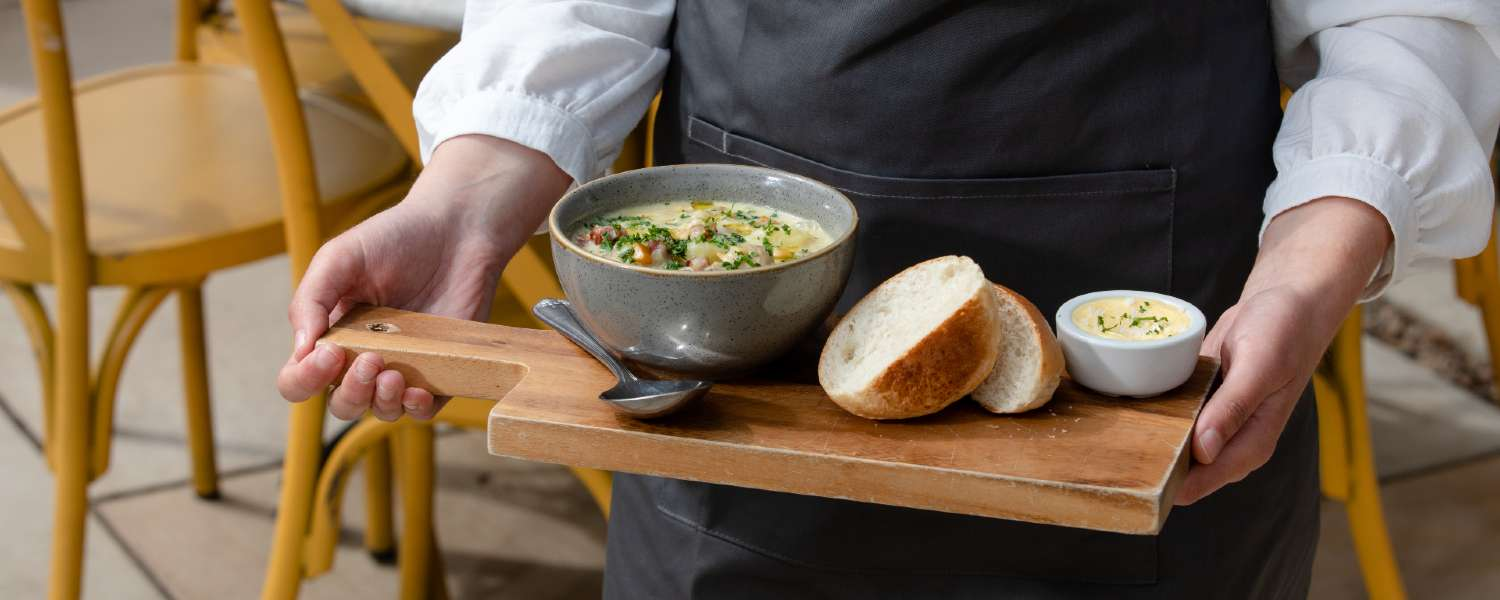 New Menu arrives in The Kitchen