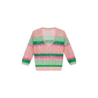 Delicious Mess Ecru Sweater by Pom Amsterdam | Restoration Yard