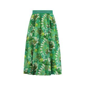 Jungle Beats Green Skirt by Pom Amsterdam | Restoration Yard