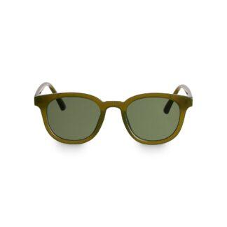 Robbyn Capulet Olive Sunglasses by Masai | Restoration Yard