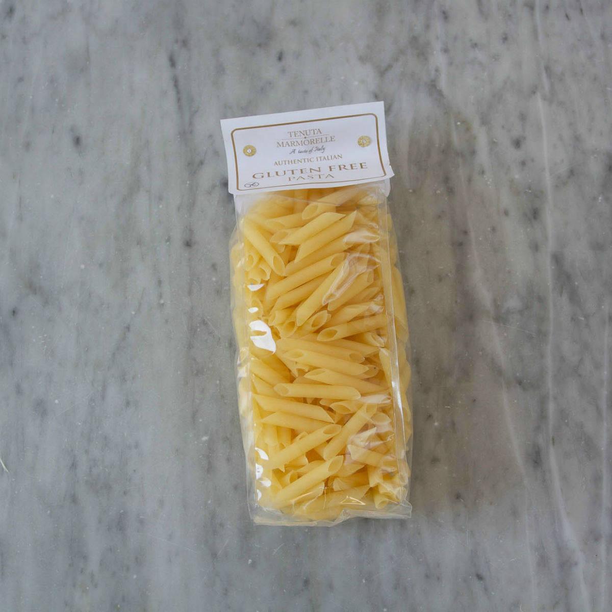 Tenuta Marmorelle Gluten Free Pasta Penne Rigate
