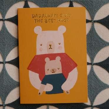 Dud Hugs Card