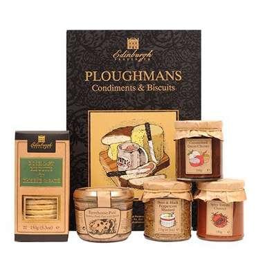 ploughmans gift set