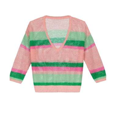 Pom Amsterdam Sweater for the perfect staycations