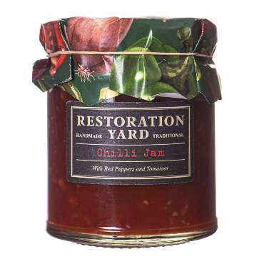 add a little heat with chilli jam