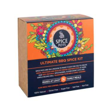 Spice Pots Best Fathers Day Gift