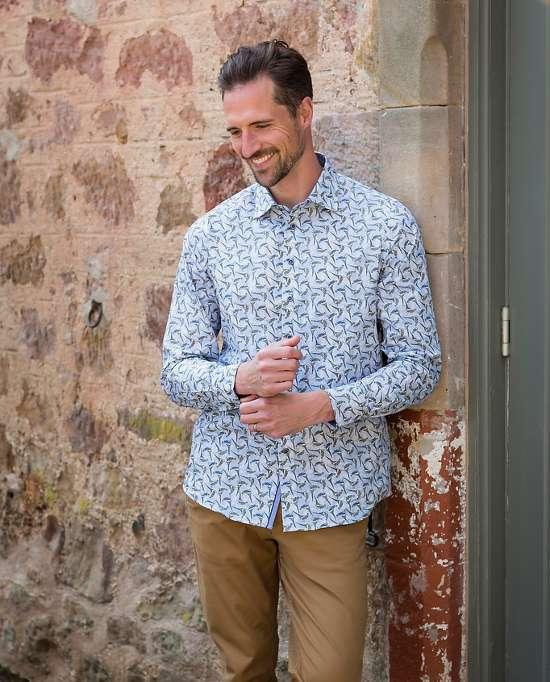 Vedoneire Shirt Spring/Summer 2021 Menswear